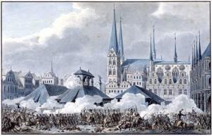 Schlacht_um_Lübeck_1806_-_Markt[1]