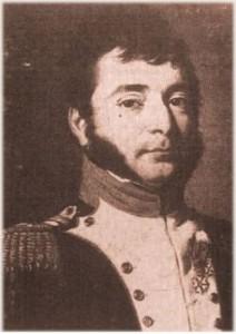 Francois Vigo-Roussillon, Kommandeur des 2. Batallions der 8ème