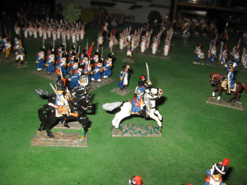 Grenadiere zu Pferd