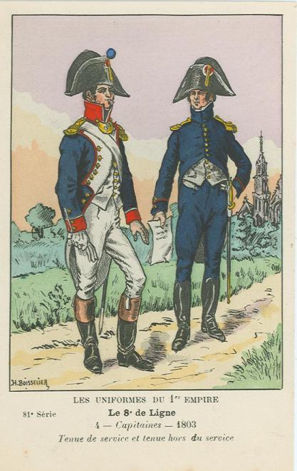 8eme-capitaine-der-2-fuesilierkompanie-in-dientsuniform-1803