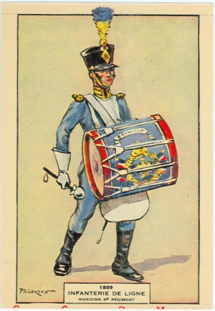 8eme-regimentsmusiker-1809