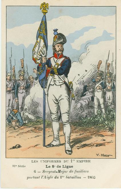 8eme-sergeant-major-der-fuesilier-adlertraeger-des-1-bataillons-1805