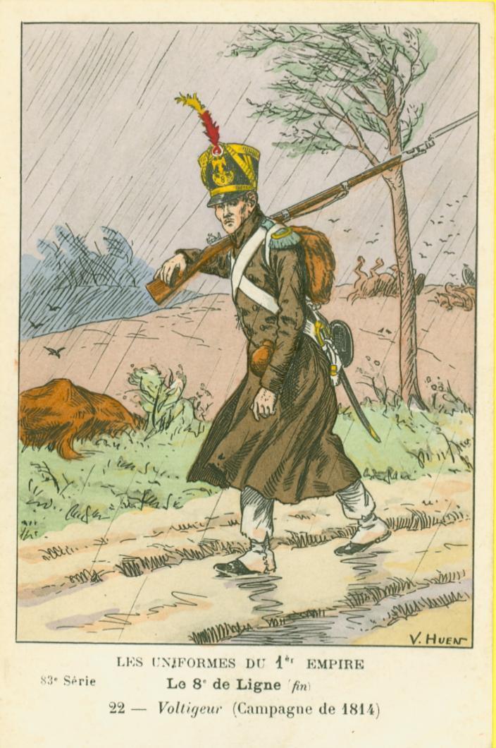 8eme-voltigeur-1814