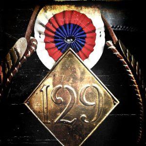 129ème Regiment de Ligne, Modell 1810