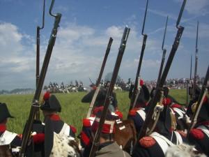Abschnitt 4 Bild 22 - Nun rückt auch die Kavallerie vor!