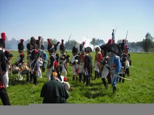 Bild 29 - Die alte Garde rückt vor!