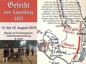 Titelseite Lauenburg 2010