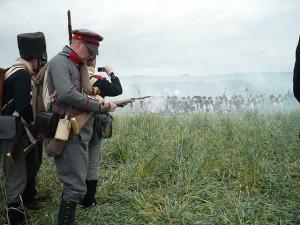 Bild 41 - Doch die Preussen haben uns gestellt...