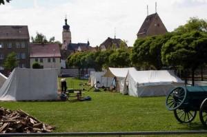 Bild 8 - Im Lager der Stadt Buttstädt
