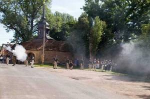 Bild 26 - Letzter Widerstand am Stadtrand