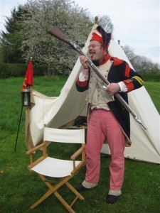 Bild Nr. 2 - Ich liebe meine Muskete...