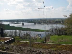 Bild Nr. 3 - Ein Blick über die Elbe