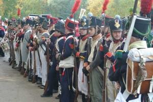 Bild 11 - Die Füslierkompanien aus unserer Brigade