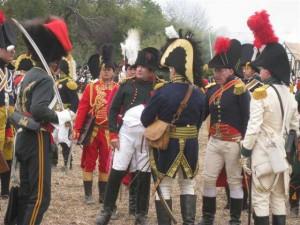 Bild 17 - Er ist bei unserer Brigade angekommen