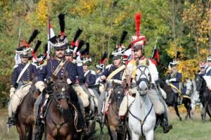 Bild 21 - Auch ihre Kavallerie