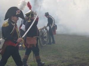 Bild 8 - Im Kanonendonner.