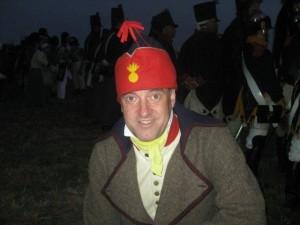 Bild 20 - Und Grenadier Taside hat die Schlacht glücklich überstanden