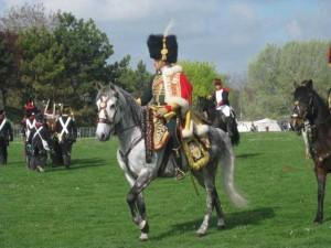 Bild 15 -Ein Offizier der Chasseures de la Garde