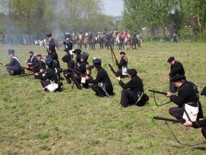 Bild 23 - Die Lützower wollen sie aufhalten.