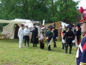 Bild 14 - Es werden die letzten Vorbereitungen für die kommende Schlacht getroffen.