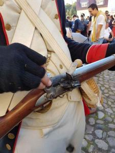 Bild 19 - ..der Muskete.