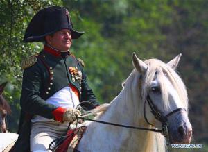 Bild 3 - Der Kaiser ist da. Vive l_Empereur!
