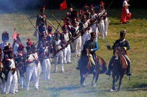 Bild 19 - Kavallerie!