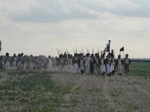 Bild 24 - ...das Schlachtfeld.