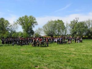 Bild 13 - Nun ist auch unsere Armee bereit.