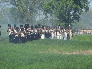 Bild 15 - Unsere gesamte Infanterie macht sich für den Angriff fertig.