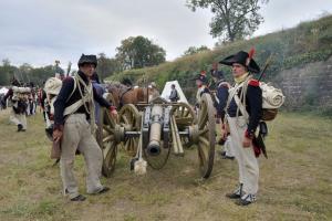 Bild 14 - Die Kameraden der Artillerie