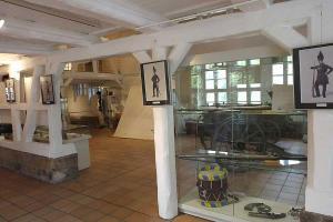 Bild 17 - Im Museum.