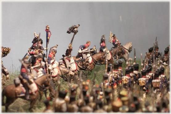 Die 8ème en Miniature im Jahre 1815 - Bild 10
