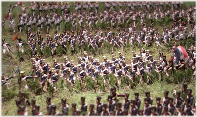 Die 8ème en Miniature im Jahre 1815 - Bild 11