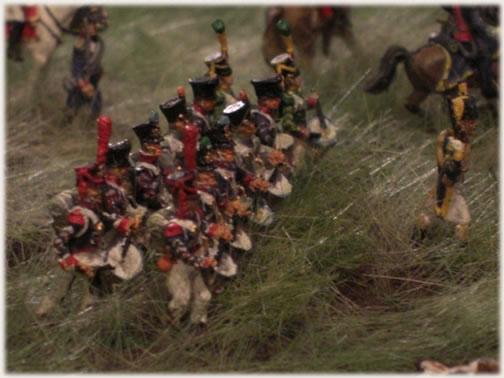 Die 8ème en Miniature im Jahre 1815 - Bild 5