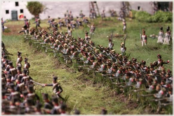Die 8ème en Miniature im Jahre 1815 - Bild 8