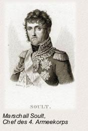 Die Schlacht bei Lübeck Marschall Soult
