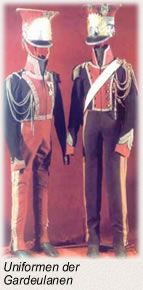 Uniformen der Gardeulanen