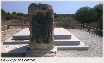 Das komplette Denkmal