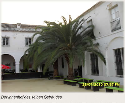Militärhospital in Almona