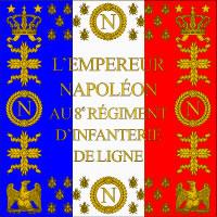 Regimentsgeschichte der 8ème Bild 2